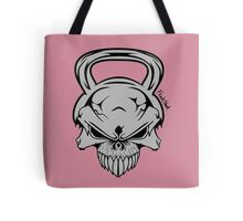 Skull Weight  Tote Bag