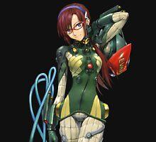 Neon Genesis Evangelion - Mari Makinami Illustrious (HUGE RENDER) Unisex T-Shirt