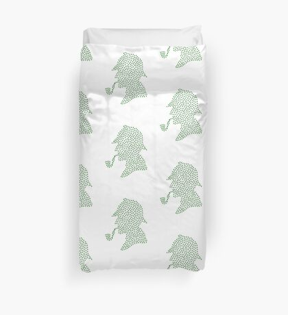 Holmes Of Holmes Duvet Cover