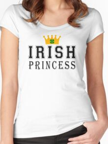 Irish Princess Women's Fitted Scoop T-Shirt