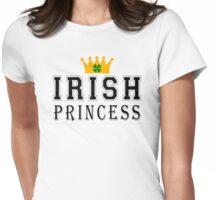 Irish Princess Womens Fitted T-Shirt