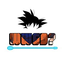 What Would Goku Do? Photographic Print