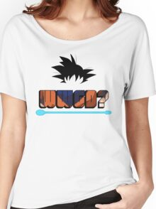 What Would Goku Do? Women's Relaxed Fit T-Shirt