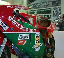 Haliwood's Ilse of Man F1 TT Motorcycle by Steve Madsen