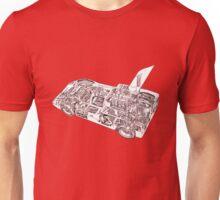 Chaparral Sports car. Unisex T-Shirt