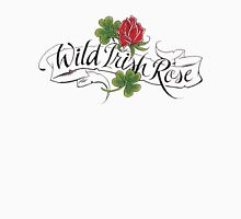 Wild Irish Rose Womens Fitted T-Shirt