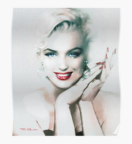 Theo Danella´s Marilyn MM 133 Poster