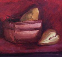 copper pot by AJ  Devlin