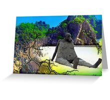 Sculpture by the Sea.9 Greeting Card