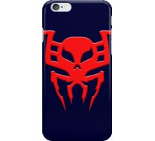 Spider-Man 2099 iPhone Case/Skin