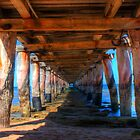 Point Lonsdale Pier by John Bullen
