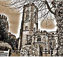 St Andrews Church Photographic Print