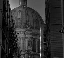 Historical Berliner Dome  by pdsfotoart