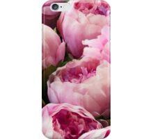 Peonies In Pastel iPhone Case/Skin