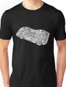 Ford Sports car. Unisex T-Shirt