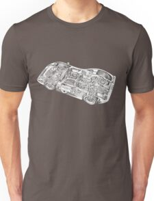 Ford Sports car. Unisex T-Shirt