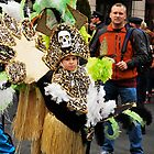 Young Mummer  by Jeff Stroud