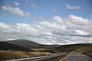 Snowy Mountains Highway by yolanda