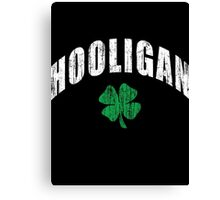 Irish Hooligan Canvas Print