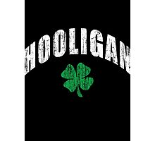 Irish Hooligan Photographic Print