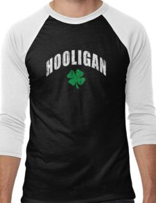 Irish Hooligan Men's Baseball ¾ T-Shirt