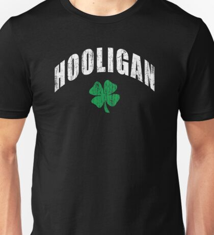 Irish Hooligan Unisex T-Shirt
