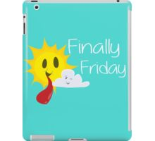 Finally Friday iPad Case/Skin