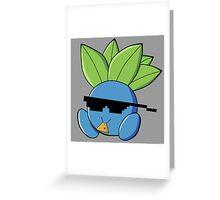 MLG Oddish Greeting Card