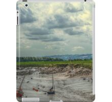 Moody Artistic Landscape in the Turner Style iPad Case/Skin