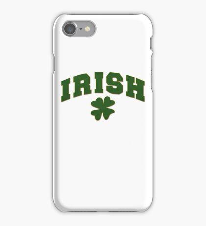 Irish iPhone Case/Skin