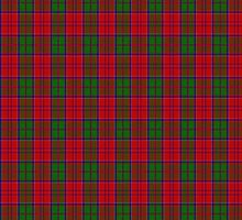 00061 Grant (Official) Clan/Family Tartan  by Detnecs2013