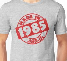 Made in 1984 Unisex T-Shirt