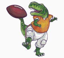 Wild Animal League Dino Football Star Kids Clothes