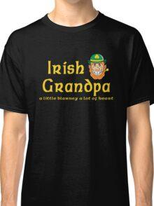 Irish Grandpa Classic T-Shirt