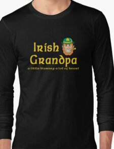 Irish Grandpa Long Sleeve T-Shirt