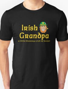 Irish Grandpa Unisex T-Shirt