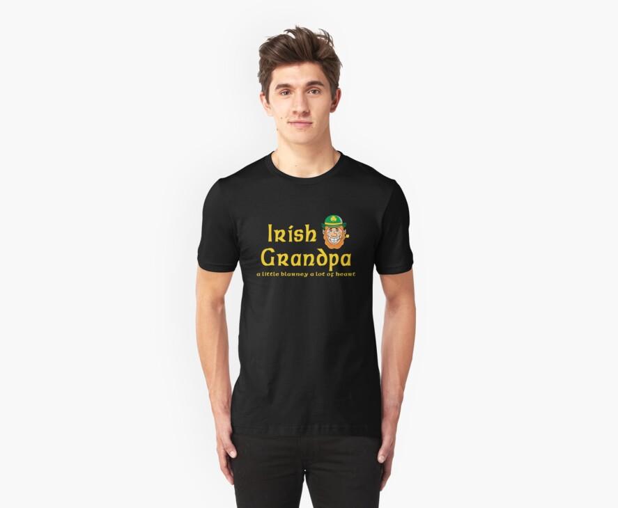 Irish Grandpa by HolidayT-Shirts