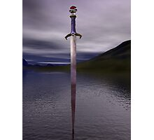 Excalibur Photographic Print