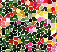 Geometric Mosaic Pattern by sale