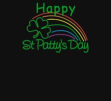 Happy St. Patrick's Day Womens Fitted T-Shirt