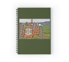 three in a row Spiral Notebook