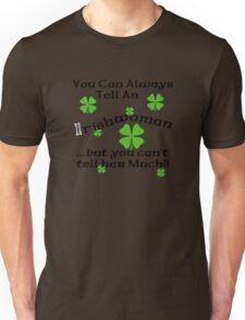 Funny Irish Woman Unisex T-Shirt
