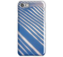 Contours in Snow iPhone Case/Skin