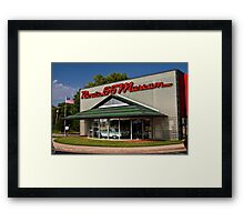 Route 66 Museum Framed Print