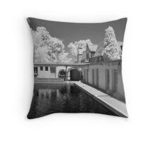 The Pool - Monsalvat Throw Pillow
