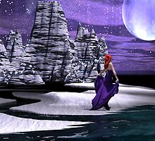 Dancing In The Moonlight by Tanya Newman