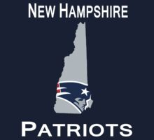 NEW HAMPSHIRE NEW ENGLAND PATRIOTS by pravinya2809