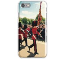 Changing of the Guard iPhone Case/Skin