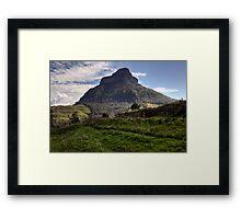 Mount Lindesay • Queensland • Australia Framed Print