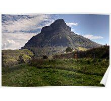 Mount Lindesay • Queensland • Australia Poster